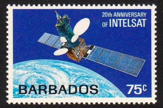 Barbados SG788