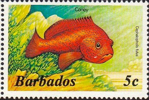 Barbados SG796A