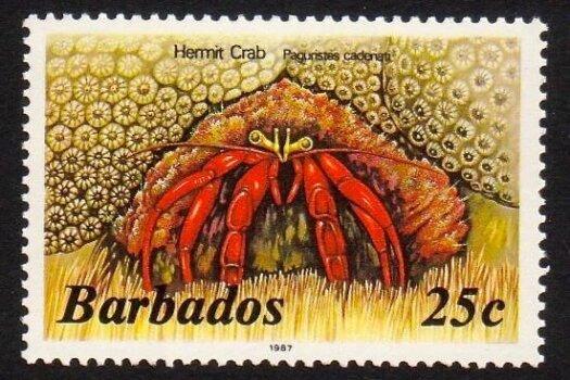 Barbados SG799B