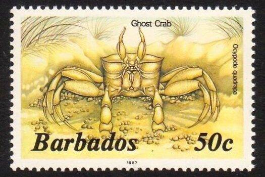 Barbados SG803B