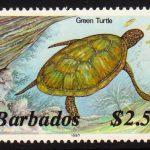 Barbados SG807B