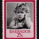 Barbados SG810