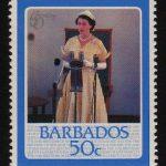 Barbados SG811