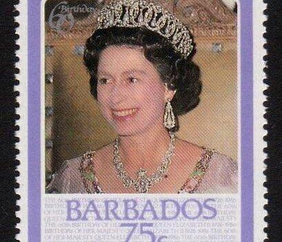 Barbados SG813