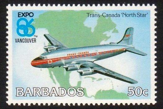 Barbados SG815