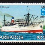 Barbados SG816