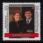 Barbados SG822