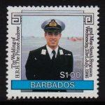Barbados SG823