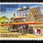 Barbados SG824