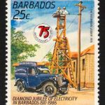 Barbados SG825