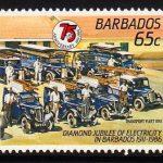 Barbados SG826