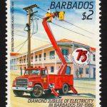 Barbados SG827