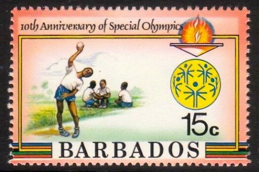 Barbados SG832
