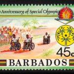 Barbados SG833