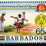 Barbados SG834