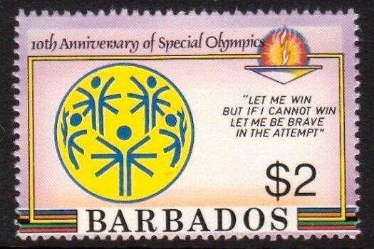 Barbados SG835