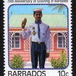 Barbados SG841