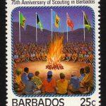 Barbados SG842