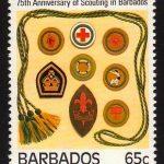 Barbados SG843