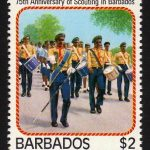 Barbados SG844