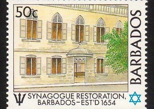 Barbados SG845