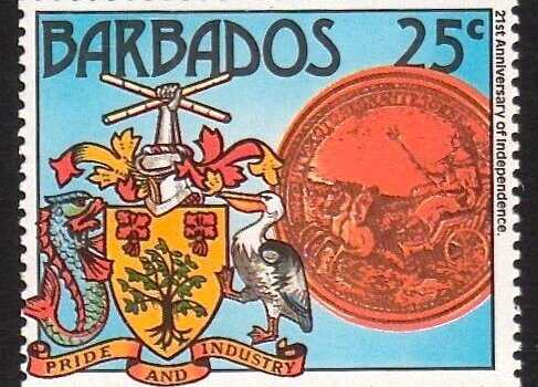 Barbados SG849