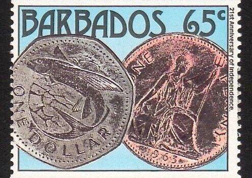 Barbados SG851