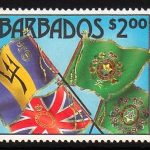 Barbados SG852