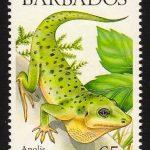 Barbados SG861