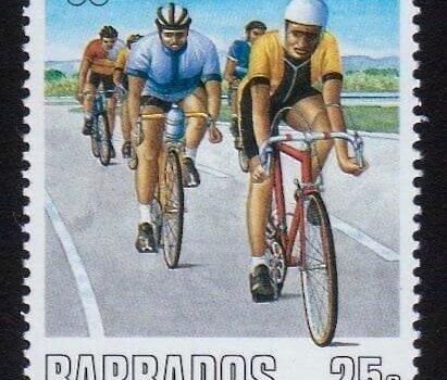 Barbados SG863
