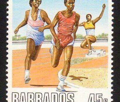 Barbados SG864