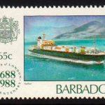 Barbados SG870