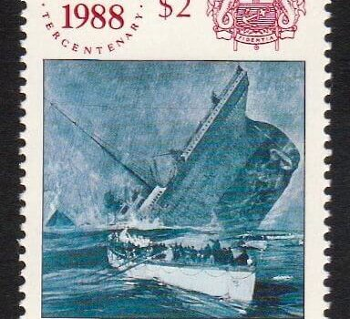 Barbados SG871