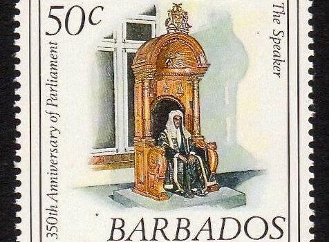 Barbados SG881