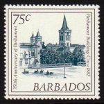 Barbados SG882