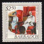 Barbados SG883