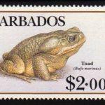 Barbados SG887