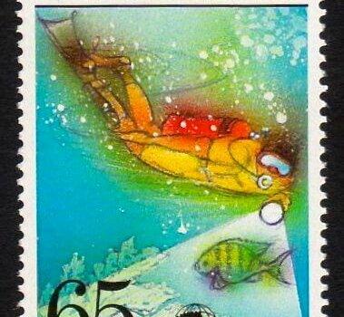 Barbados SG908