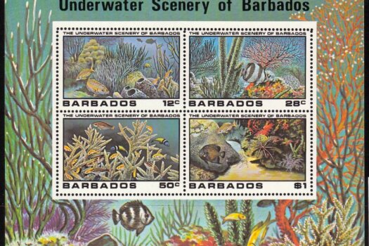 Barbados SGMS664