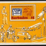 Barbados SGMS754
