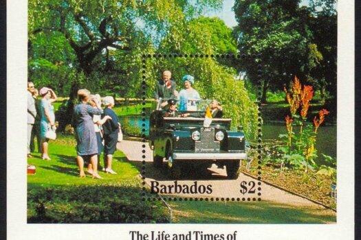 Barbados SGMS783