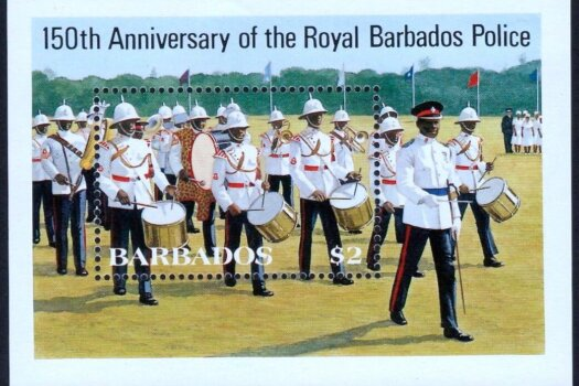 Barbados SGMS793