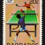 Barbados SG734