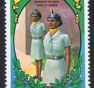 Barbados SG658