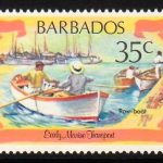 Barbados SG702