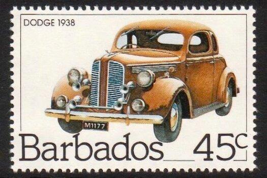 Barbados SG731