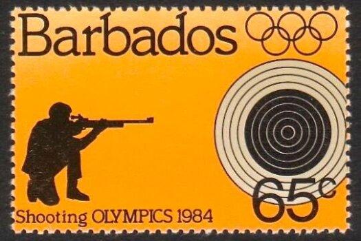 Barbados SG746
