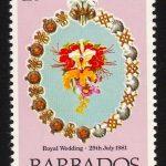 Barbados SG674