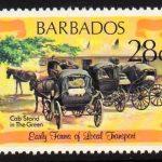Barbados SG666