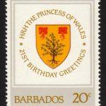 Barbados SG705